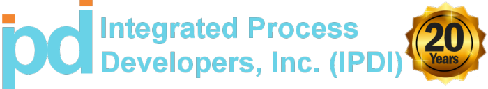 IPDI - Integrated Process Developers, Inc.