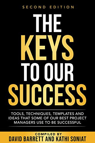 The Keys To Our Success Book Cover